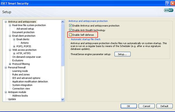 2 دانلود نسخه كامل Backuper Nod32   Full Version