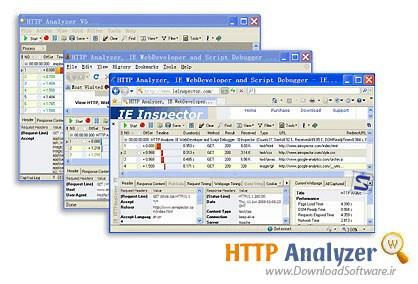 IEInspector HTTP Analyzer 7.1.1.444 – کنترل و آنالیز پورت HTTP/HTTPS