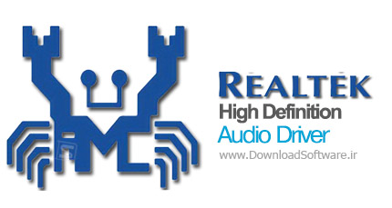 Realtek High Definition Audio Drivers R2.73 7161 WHQL درایور کارت صدا