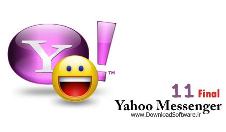 Yahoo Messenger 11 final دانلود یاهو مسنجر 11 فینال Yahoo! Messenger v11.0.0.2009 Final