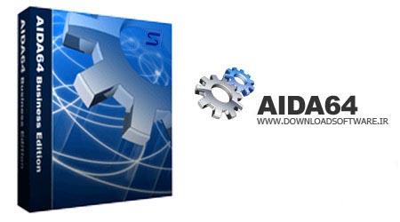 AIDA64 Business Edition 5.80.4000 Final + Network Audit تست سیستم عامل و سخت افزار
