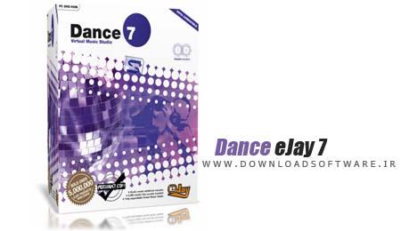 نرم افزار dance ejay