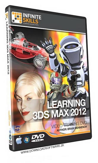 3DS Max Learning دانلود آموزش تری دی مکس 2012 مهارتهای نامحدود   Learning 3DS Max 2012