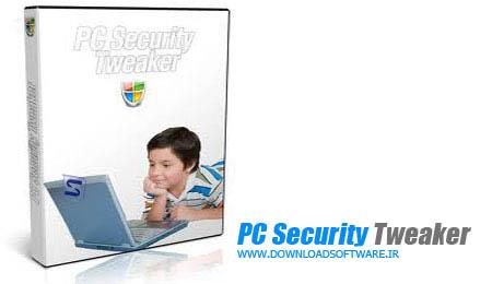 PC Security Tweaker 9.7 قفل گذاری بر روی قسمت های مختلف با نرم افزار PC Security Tweaker 9.7