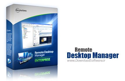 Devolutions Remote Desktop Manager Enterprise 9.2.8.0 Final – مدیریت ریموت دسکتاپ