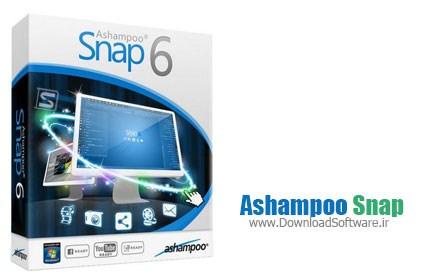 Ashampoo Snap 7.0.5 + Portable   فیلمبرداری حرفه ای از دسکتاپ