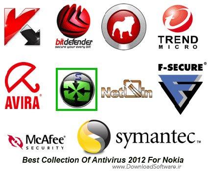 دانلود Best Collection Of Antivirus 2012 For Nokia بهترین مجموعه امنیتی برای نوکیا