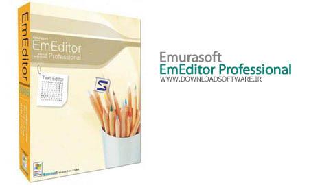 Emurasoft EmEditor Professional 14.2.2 x86/x64 + Portable – ویرایشگر حرفه ای متن