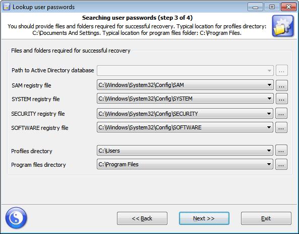 passcape reset windows password usb