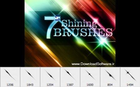 دانلود براش جدید با نام Shining Swords Brushes برای فتوشاپ