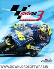 دانلود بازی بسیار زیبا و جذاب ۳D THQ MotoGP3 جاوا