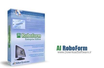 AI RoboForm Enterprise 7.9.3.9 Final – مدیریت و نگه داری پسوردها