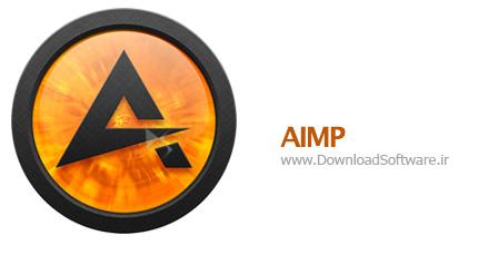 AIMP 3.55 Build 1338 + Portable پخش موسیقی