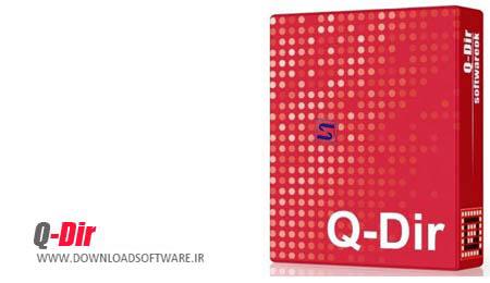 Q-Dir 5.94 + Portable – مدیریت فایل ها و پوشه ها