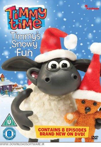 دانلود انیمیشن Timmy Time – Timmy's Snowy Fun 2011