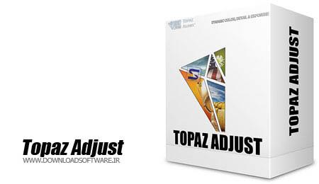 دانلود پلاگین افزایش کیفیت تصاویر در فتوشاپ – Topaz Adjust 5.0.0 Final