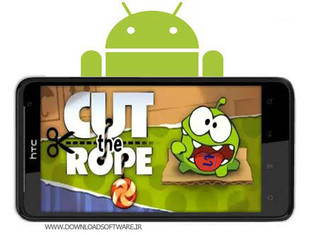 بازی Cut the Rope 2 v1.8.1 + HD 2.5.2 + Experiments 1.5.2 + HD 1.6 + Time Travel v1.4.6 برای آندروید