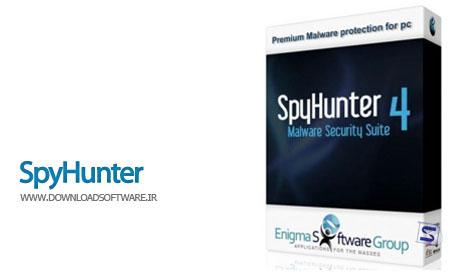 SpyHunter 4.26.12.4815 Final مقابله با جاسوس افزارها