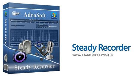 Steady Recorder 3.1.1 – ضبط صداهای کارت صدا