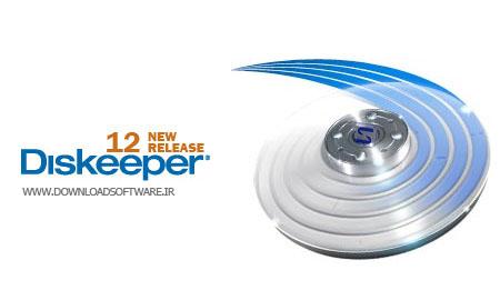 بهینه سازی و نگهداری هارد دیسک Diskeeper 2012 v16.0.1017 Pro