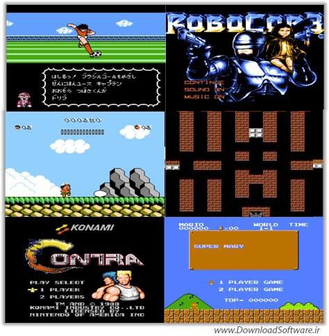 Micro Game مجموعه بازی های میکرو برای کامپیوتر