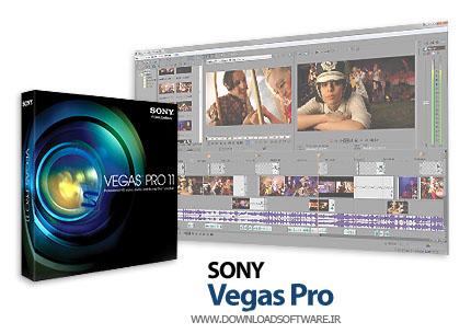 Sony Vegas PRO 11.0.700 x86 + 13.0 Build 545 x64 + Portable – ویرایش حرفه ای فیلم