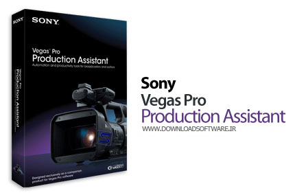 Sony Vegas Pro Production Assistant v2.0.10.28454 – پلاگین افزایش دهنده ی قابلیت های نرم افزار Vegas Pro