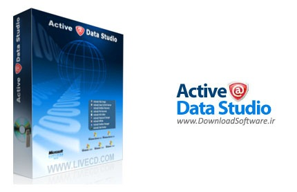 Active Data Studio 8.0.3 – مدیریت و بازیابی اطلاعات