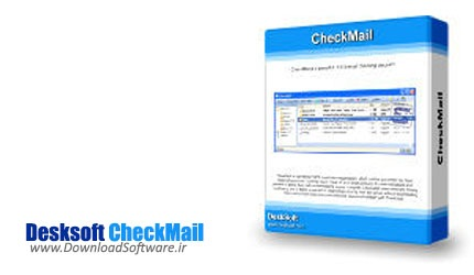 Desksoft CheckMail 5.12.0 – چک کردن سریع ایمیل