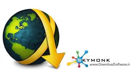 SkyMonk Client 2.15.3 + Portable – مدیریت دانلود