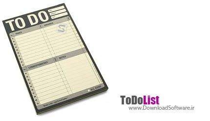 ToDoList 6.8.8 – مدیریت کارهای روزانه