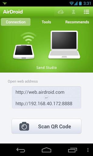 AirDroid 3 1 5PCمدیریت حرفه ای گوشی آندروید از طریق Wifi - 69