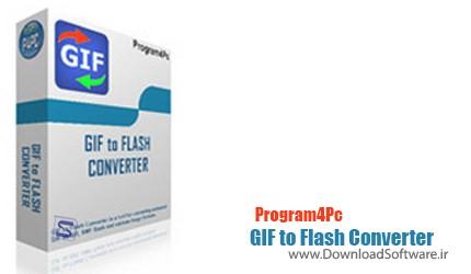Program4Pc GIF to Flash Converter 3.9 – تبدیل فایل های GIF به فرمت فلش