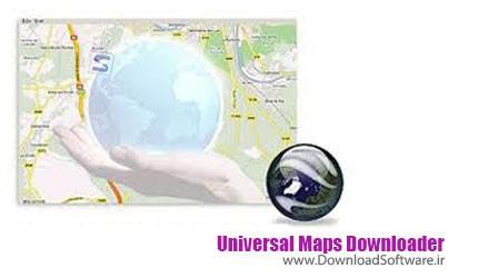 SoftOnPc Universal Maps Downloader 7.04 – دانلود نقشه های آنلاین