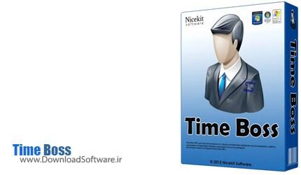 Time Boss PRO 3.10.000.0 – مدیریت و تنظیم سطح دسترسی کاربران در رایانه