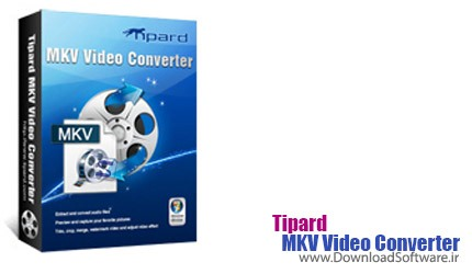 Tipard MKV Video Converter 9.2.12 – مبدل ویدئویی MKV