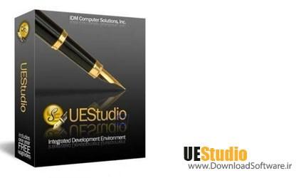 IDM UEStudio 17.00.0.16 + Portable کامپایلر جامع زبان های برنامه نویسی