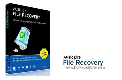 Auslogics File Recovery 4.4.2.0 DC 24.01.2014 – بازیابی قدرتمند فایل های حذف شده