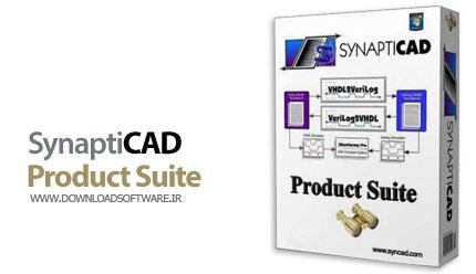 SynaptiCAD Product Suite 20.12 – طراحی مدارهای الکترونیکی