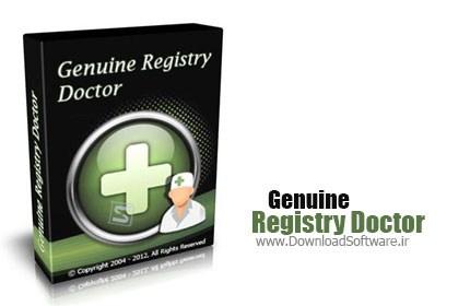 Genuine Registry Doctor Pro 2.6.8.2 – بهینه سازی رجیستری