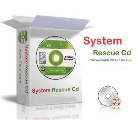 SystemRescueCd 5.0.0 – دیسک بازیابی اطلاعات