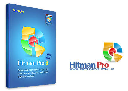 HitmanPro 3.7.9 Build 212 x86/x64 – نرم افزار آنتی ویروس