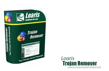 Loaris Trojan Remover 1.3.1.0 + Portable – پاکسازی رایانه از تروجان ها