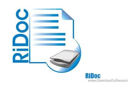 RiDoc 4.4.1.3 – کاهش دهنده حجم تصاویر