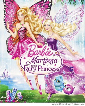 Barbie-Mariposa-and-the-Fairy-Princess-cover