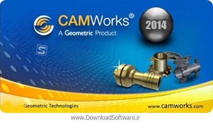 CAMWorks 2014 SP1.0 x86/x64 – مهندسی CAM مناسب جهت تراشکاری