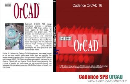 Cadence SPB OrCAD 16.60.069 Hotfix – طراحی مدارهای الکترونیکی