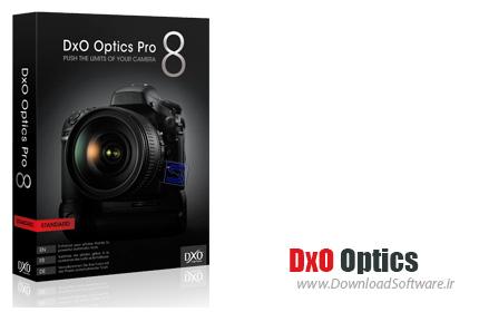DxO Optics Pro 9.1.2 Build 1694 Elite x86/x64 بهینه سازی عکس دیجیتال