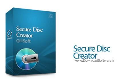 GiliSoft Secure Disc Creator 6.3.0 – رمزگذاری CD و DVD