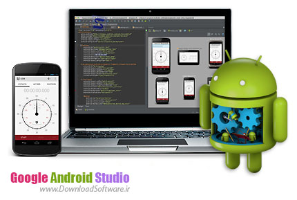 Google Android Studio 2.2.2.0 Final برنامه نویسی اندروید